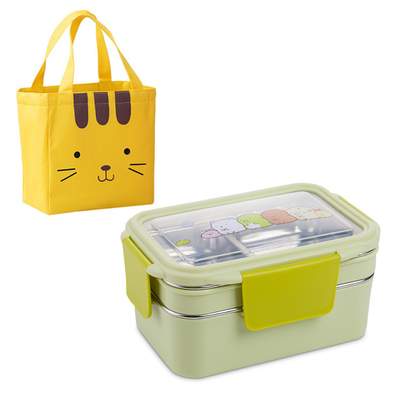 Green-Lunch Bag
