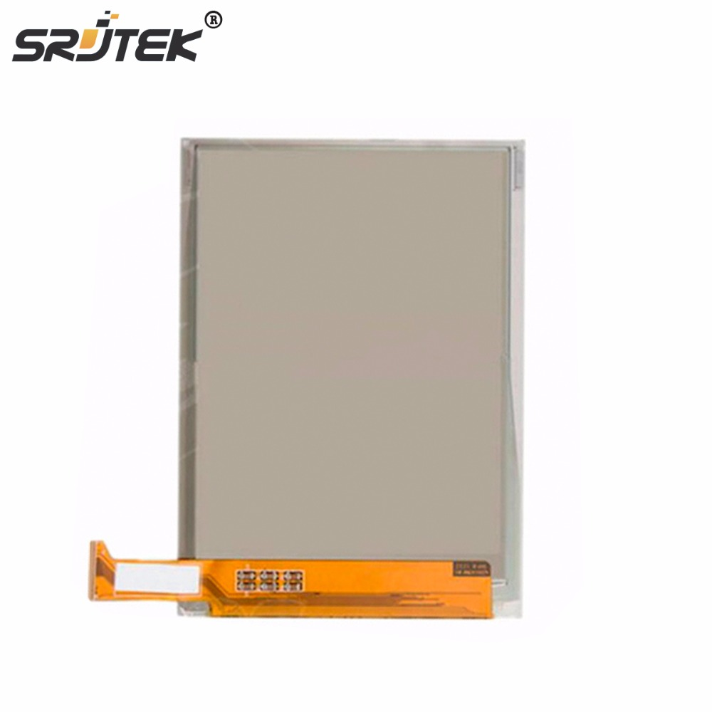 Srjtek New 6 0 inch E Ink HD ink screen For Sony Prs T3 Prs T3