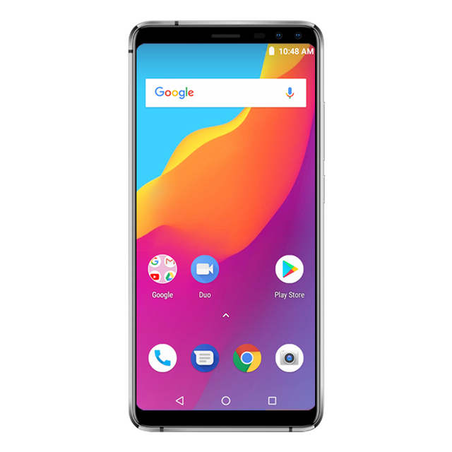 "5.5"" Smartphone 18:9 5000mAh Battery Android 8.1 Phone MTK6580A Quad Core 2GB RAM 16GB ROM 8MP+2MP Cameras Original AllCall S1"