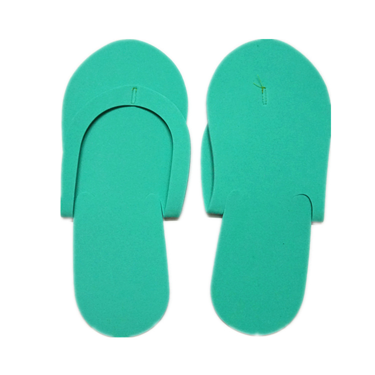 8b8b717414e EVA Slipper Foam Salon Spa hotel Slipper Disposable Pedicure thong Slippers  Disposable slippers 500 pairs-in Slippers from Mother   Kids on  Aliexpress.com ...
