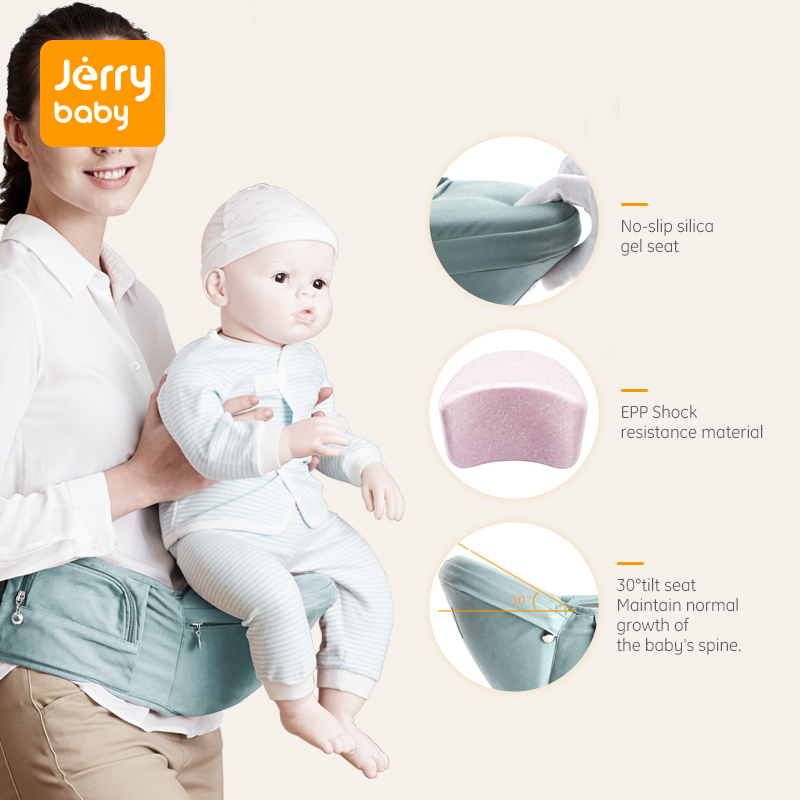 Baby Carrier Ergonomic Carrier Backpack Hipseat for Newborn Sling Baby Kangaroos Backpack Pouch Loading Slings in Backpacks Carriers from Mother Kids