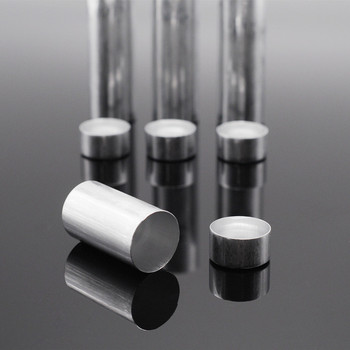 Dental Lab Supplies Aluminum Cartridge With Lip For Dentistry Clinic