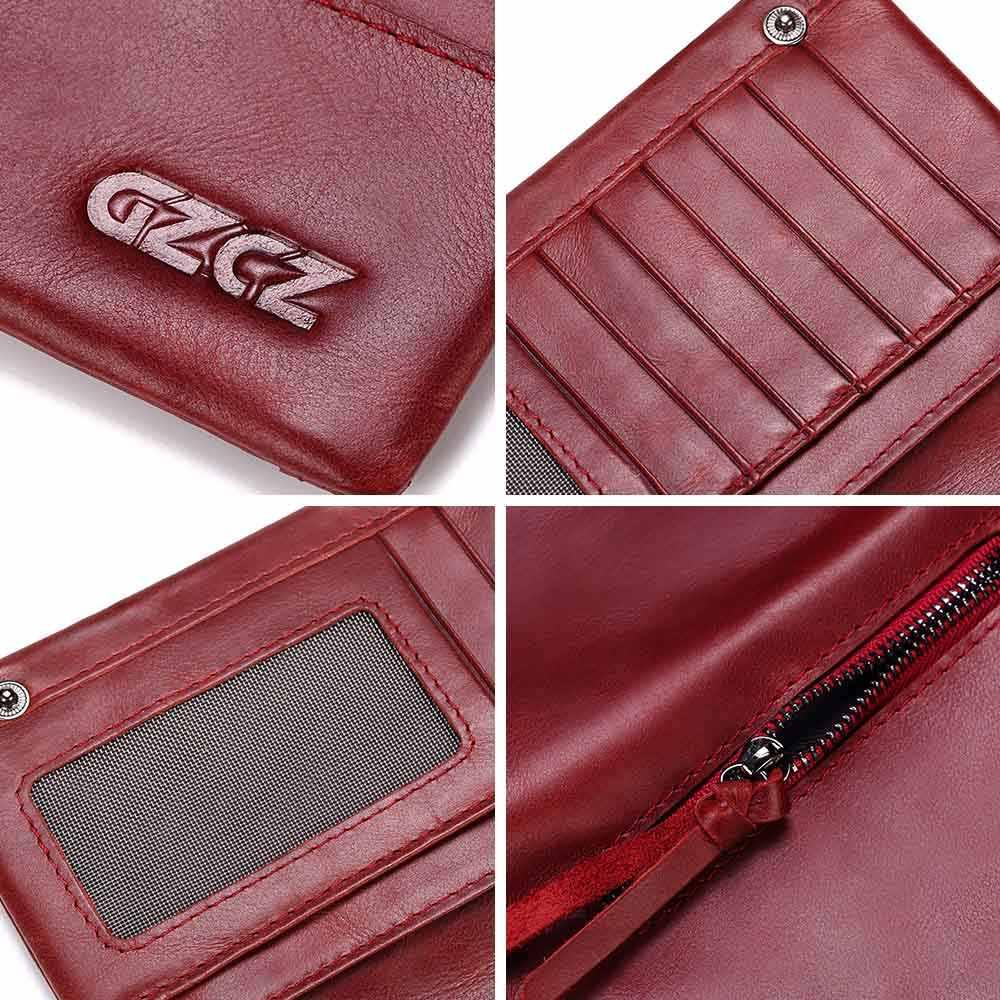 Натуральная кожа оригинальная Для женщин кошелек женский Роскошные Дизайнерские Для женщин сумки из натуральной кожи сумка для паспорта Carteira 2019