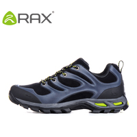 Rax Hiking Shoes Outdoor Mens Camping Sneakers Breathable Lightweight Hunting Trekking Shoes Non Slip Climbing Trainers D0623