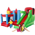 YARD Inflatable Bouncy Castle Combo with Slide Ball Pit Home Use Trampoline Park Special Offer for Hot Zone