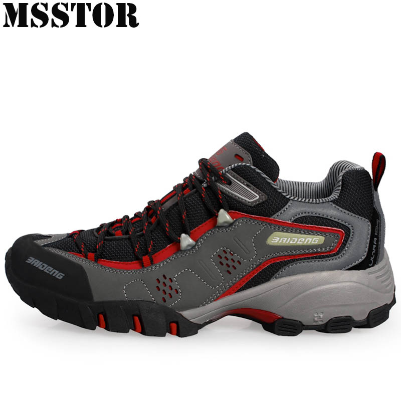 MSSTOR 2018 Lovers Women Men Hiking Shoes Man Brand Hunting Trekking Camping Sport Shoes Hiking Boots Climbing Womens Sneakers humtto outdoor hiking shoes for women breathable men s sneakers summer camping climbing lovers upstream sports man woman brand