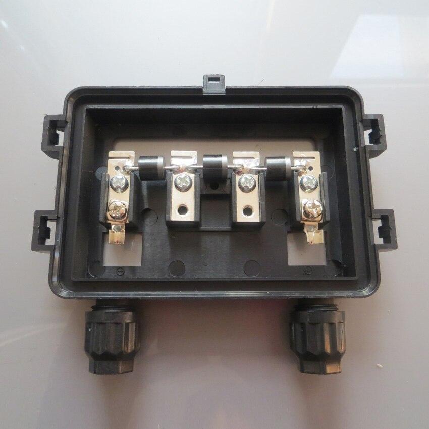 Sistemas de Energia Solar caixa de junção solar pv Modelo Número : Pv-bx2020c
