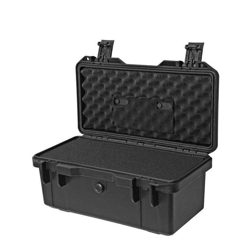 Plastic Tool Box Safety Protection Device Instrument Case Hardware Protection Box Moistureproof Waterproof Impact Resistance Box