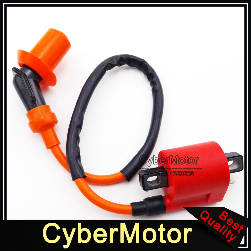 Racing Ignition Coil For MX100 MX150 100cc 150cc Flywing Dirt Pit Motor Bike Motocross Motorcyle Motard