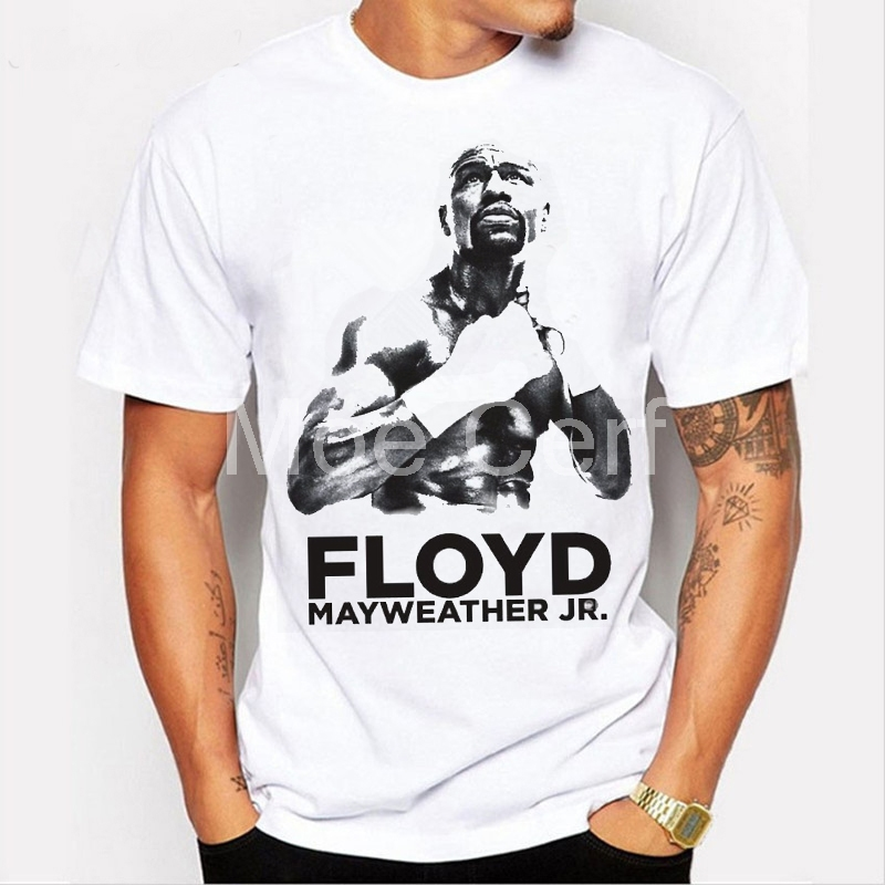 Floyd Mayweather Vs Conor McGregor   T     Shirt   World Champion Short Sleeve   T     Shirt   Men's Featherweight Champion MMA   T  -  shirt   L9-D-59