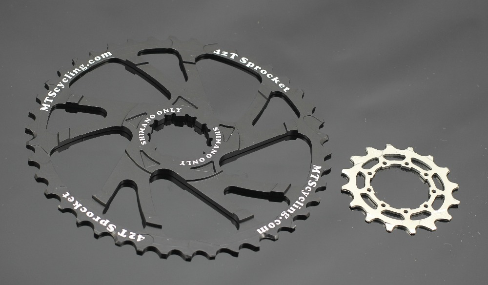 Bicycle Components & Parts Cycling 42t Al6061 Sprocket Gear Of Sram Pg1030 Pg1050 Pg1070 11-36 Tape