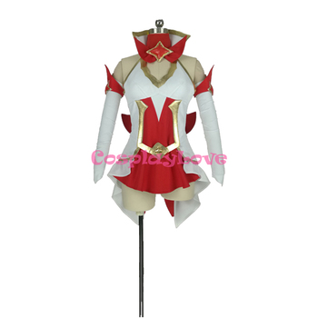 New Custom Made American Game LOL Star Guardian The Bounty Hunter Miss Fortune Cosplay Costume Christmas Halloween CosplayLove