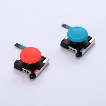 3D Analog Gamepad Thumb Stick for Nintend Switch NS Joy Con Joystic Sensor Module Repair Tool for JoyCon Replacement