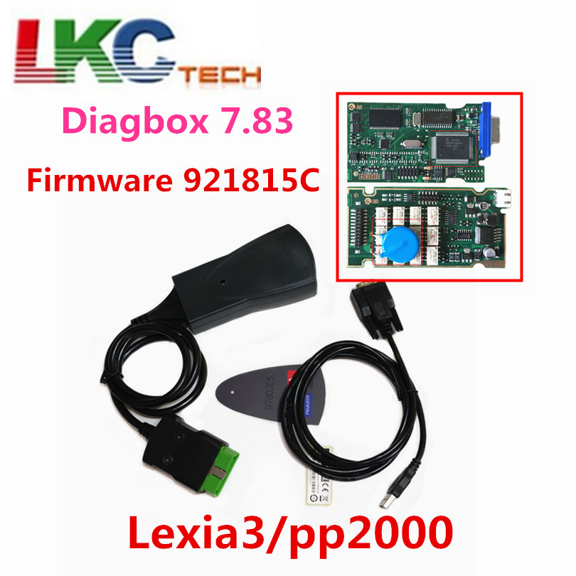 2019 Best Diagbox 7.83 Lexia3 pp2000 Lite version Firmware 921815C for  Lexia-3 diagnostic shipping free 2019 Best Diagbox 7.83 Lexia3 pp2000 Lite version Firmware 921815C for  Lexia-3 diagnostic shipping free
