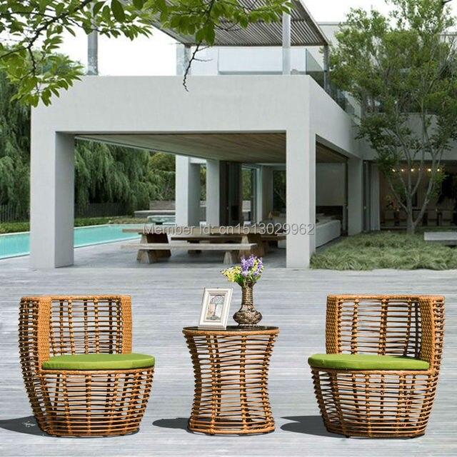 Whole Handmade Outdoor Garden Furniture Space Saving Living Room