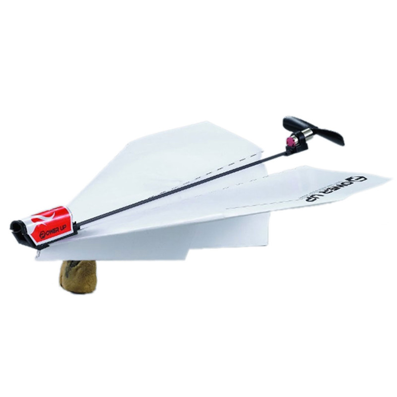 New-Power-up-electric-paper-plane-airpla