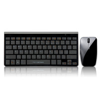 Motospeed 2.4G Wireless Keyboard and Mouse Mini Bluetooth Keyboard Optical 1200DPI Mouse Combo For Notebook Laptop Mac PC 527#3