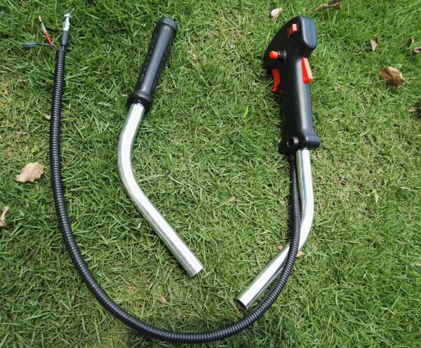 Brush Cutter Grass Trimmer Left Right Switch Handle 43CC 52CC Brush Cutter Spare Parts Petrol/Gas Power