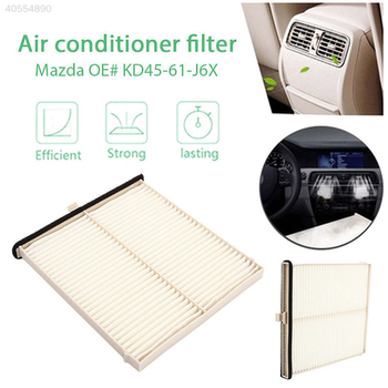 Cabin Air Filter Replacement for Mazda 3 2014-2017/2013-2017/CX-5 KD45-61-J6X image