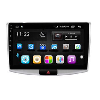 Car android large-screen navigation reversing video all-in-one