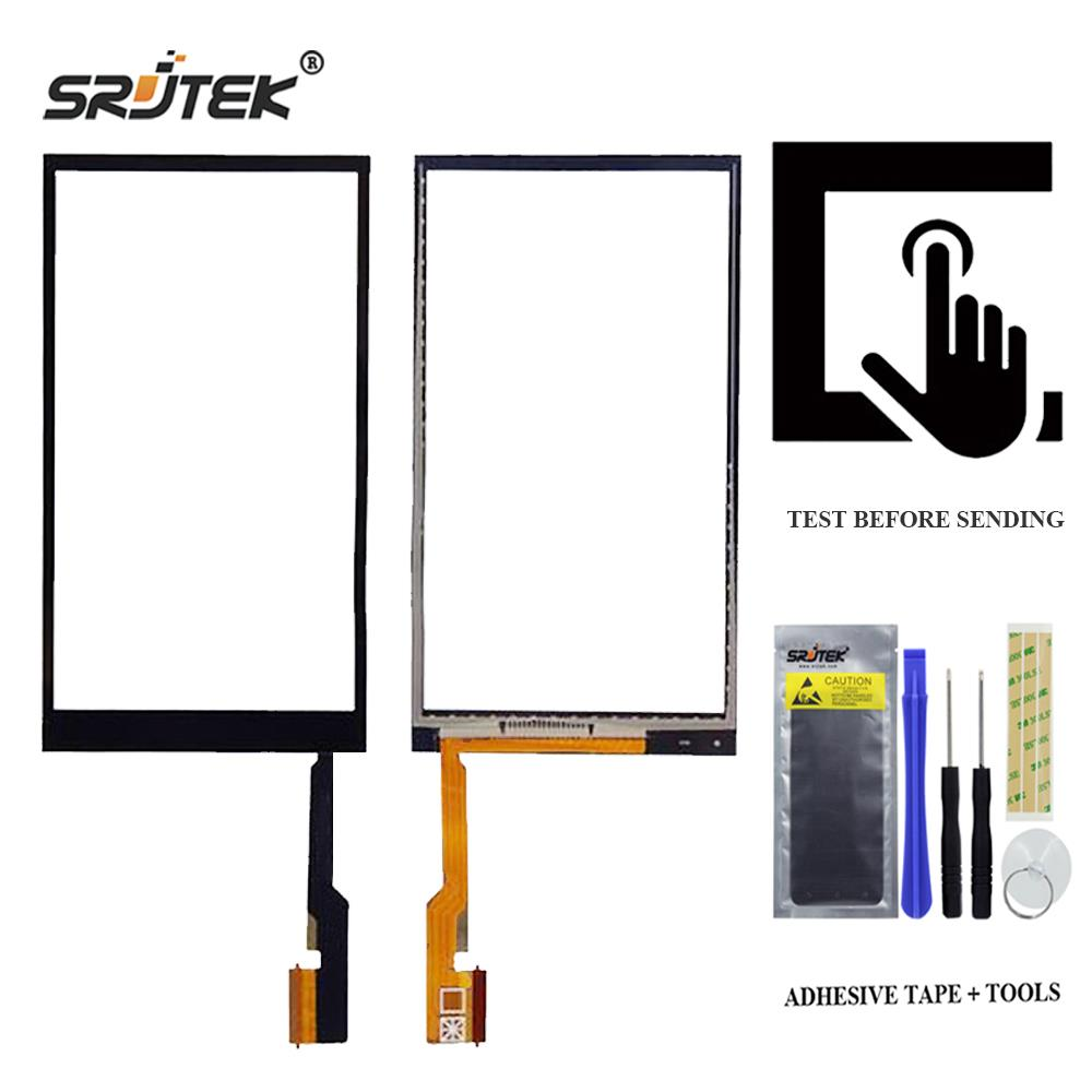 Srjtek screen For HTC One E8 Touch Screen Digitizer Sensor Front Glass Panel Replacement Parts For HTC One E 8 Screen BlackSrjtek screen For HTC One E8 Touch Screen Digitizer Sensor Front Glass Panel Replacement Parts For HTC One E 8 Screen Black