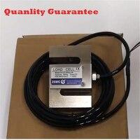 무료 배송 H3-C3-500KG-3B ZEMIC 계량 센서 s 형 장력 센서로드 셀 50KG 100KG 200KG 500KG 150KG 300KG 750KG