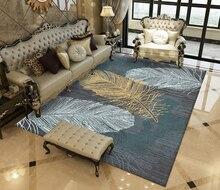 Cartoon Carpet Crystal Floor Mat Child Crawling Folding Yoga Thick Bedroom Tea Table Rug
