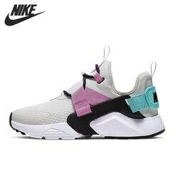 Original New Arrival NIKE W AIR HUARACHE CITY LOW Women's Running Shoes Sneakers