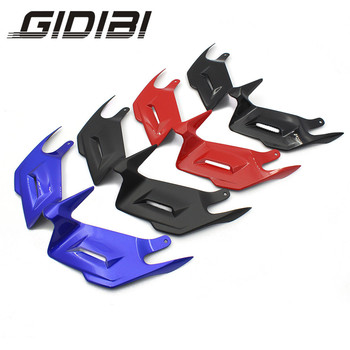 ABS Plastic Aerodynamic Winglets  Front Fairing Fit for YAMAHA YZF R3 YZF R25