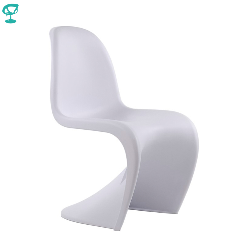 95249 Barneo N-16 Plastic Kitchen Breakfast Interior Stool Bar Chair Kitchen Furniture White Free Shipping In Russia
