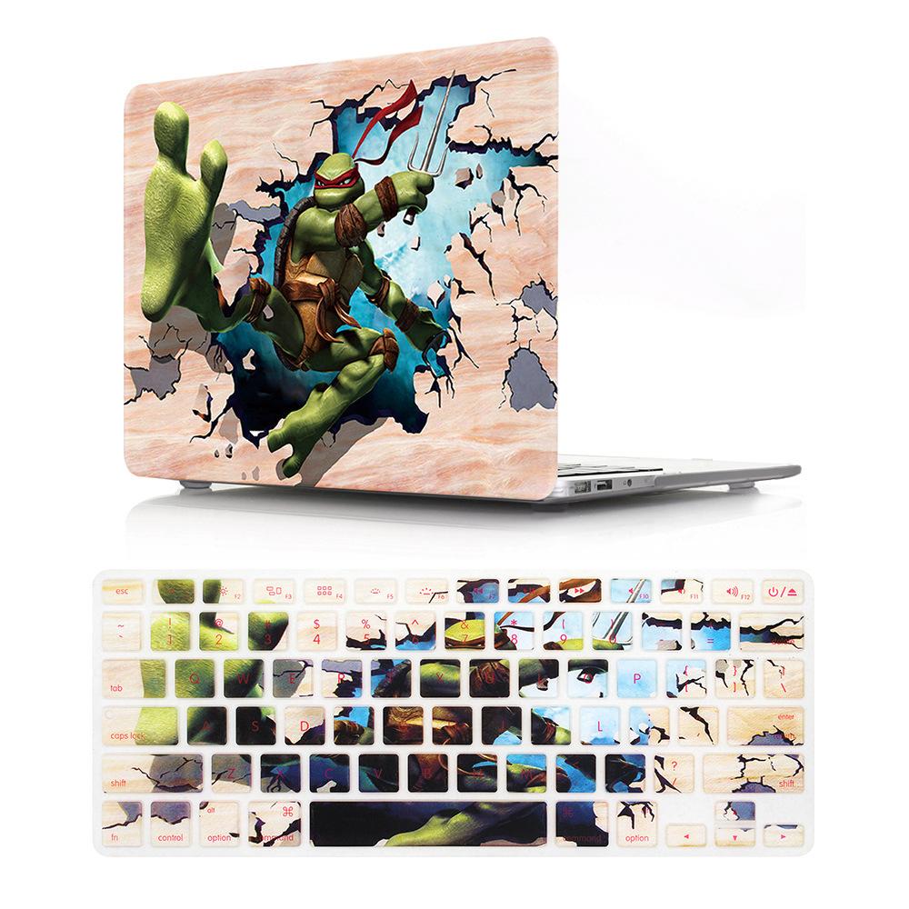 HD Pattern Hard Case for MacBook 49