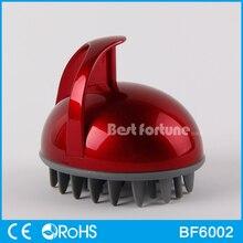 Высокое Качество Водонепроницаемый Электрический Массажер Головы Волос BF6002
