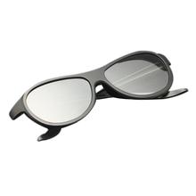 3D Glasses Circular Polarized Passive Glasses Passive TVs Movie Theater Glasses