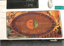 Ouija доска коврик для мыши 700x400x2 мм КОВРИКИ высокого класса компьютерная мышь коврик игровые аксессуары с обработанным краем игровые коврики и чехлы геймер