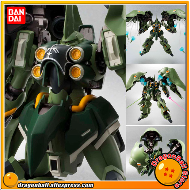 Japan Anime Mobile Suit Gundam Unicorn Original BANDAI Tamashii Nations Robot Spirits No.157 Action Figure - Kshatriya original bandai tamashii nations robot spirits exclusive action figure rick dom char s custom model ver a n i m e gundam