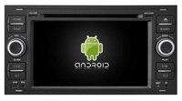 Android 6.0 jogador DO CARRO DVD de navegação PARA FORD FUSION GALAXY TRÂNSITO Multimídia de áudio estéreo do carro GPS suporte 3G 4G WI-FI