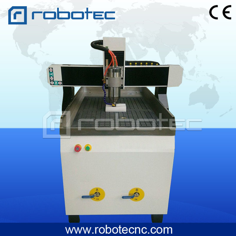 High precision CNC 6090 1.5kw 2.2kw 3.3kw 4 axis mini cnc router machine for metal cnc 4th axis 6090 model