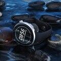 2017 Роскошных C5 Smart Watch Водонепроницаемый Smartwatch Поддержка 360 Градусов По Часовой Стрелке Heart Rate Monitor SOS Вызова Голосового Управления