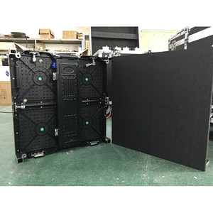 Image 3 - 500x500mm indoor rgb led display screen p3.91 indoor die cast aluminum cabinet for rental advertising video wall led screen