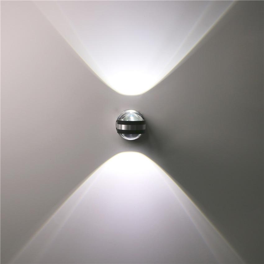 parede led iluminação interior luminária lâmpada parede