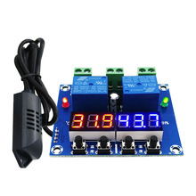 ZFX-M452 Temperature and Humidity Control Module Digital Display Word High Precision Double Output Automatic Board