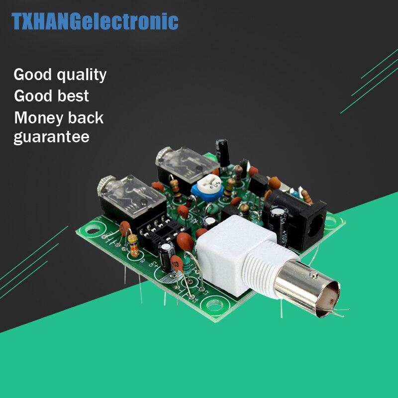 DIY RADIO 40M CW Shortwave Transmitter QRP Pixie Kit Receiver 7.023-7.026MHz Short Wave  ...
