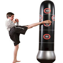160 см надувной боксерский мешок боксерская башня для снятия