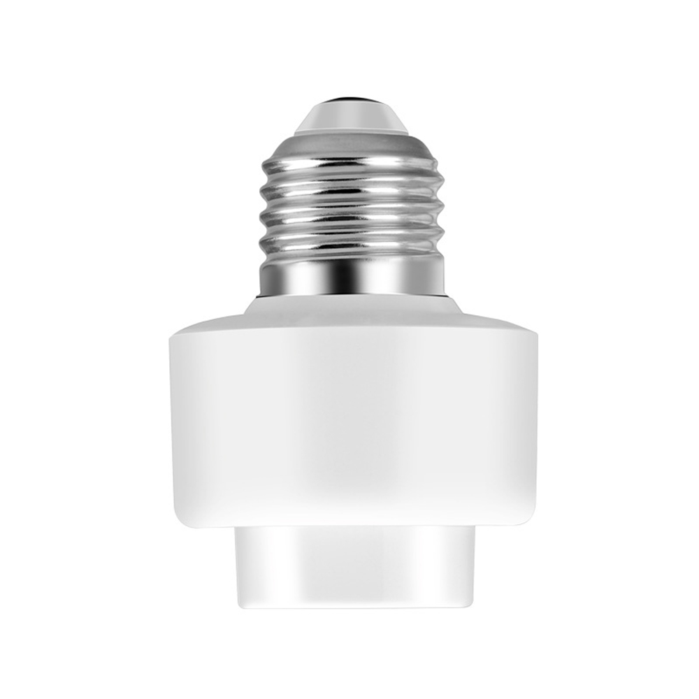 Image 5 - E27 Wireless Remote Control Light Lamp Holder Bulb Lighting Lamp Bulb Holder Cap Socket Switch 100 250V Durable-in Home Automation Modules from Consumer Electronics