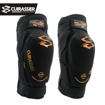 Cuirassier Motorcycle Knee Protector Scooter Motor Sport Protective Guards Safety Road Motorbike Roller Pads Equipment
