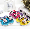 Niños zapatos para niños zapatillas mickey zapatillas niño niña de dibujos animados zapatillas 7 colores para elegir