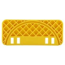 Beekeeping Scraper Tool Bee Keeper Flat Equipment Durable Plastic Honey Bucket Nest Frame Shelf Nest Spleen Bee Hive Scraper C