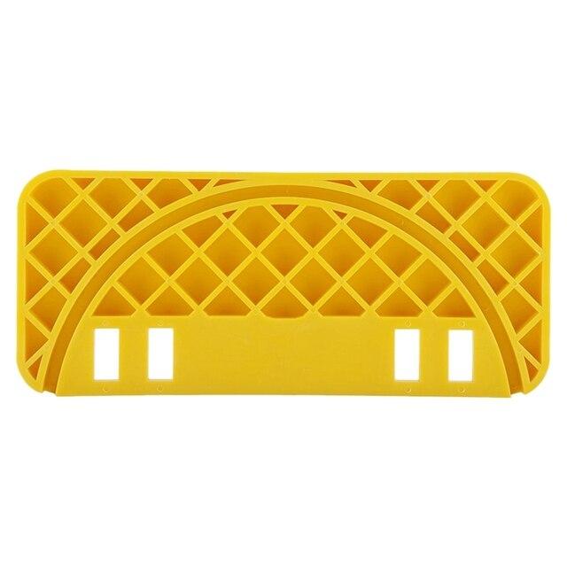 Bienenzucht Schaber Werkzeug Bee Keeper Flache Ausrüstung Durable Kunststoff Honig Eimer Nest Rahmen Regal Nest Milz Bee Hive Schaber C