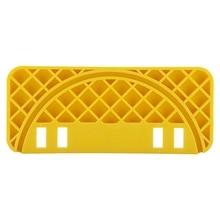 養蜂スクレーパーツール蜂キーパーフラット機器耐久性のあるプラスチック蜂蜜バケット巣フレーム棚巣脾臓蜂ハイブスクレーパー C