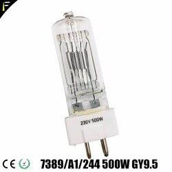 Studyjna lampa halogenowa FSL/FRJ 6872P 300w 230v 240 v/GCV GVH 6820P 500w 230 v/FRL 6638P 650w 230 v/FVA 6995P 1000w 240v|frl|fslfsl lamps -